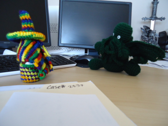 Mago, The Tobasco Cozie Wizard and Cthulhu