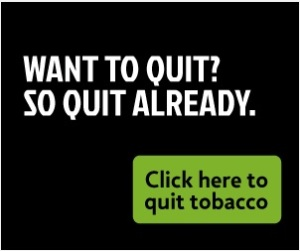 Want to Quit, So Quit Already
